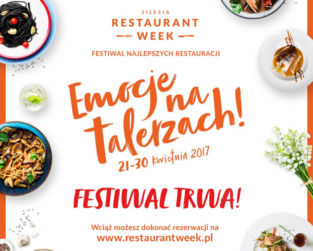 Zapraszamy do Osteria le Botti na Silesia Restaurant Week 2017