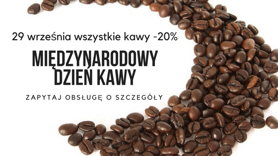 Osteriale Botti międzynarodowy dzień kawy