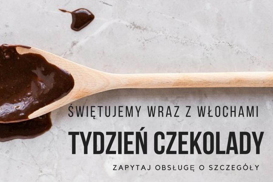 Tydzien czekolady w Osteria le botti