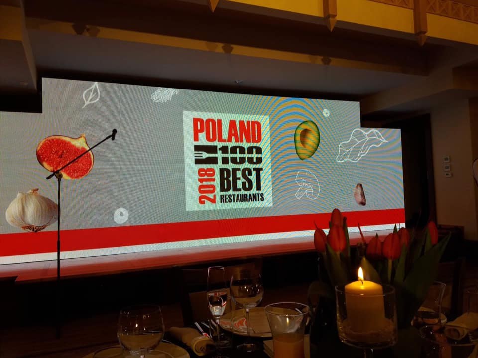 Gala Poland 100 Best Restaurants Osteria le botti