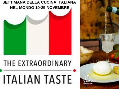 Tydzień kuchni włoskiej na świecie